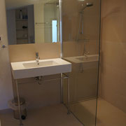 de Sonnaz II: Badezimmer