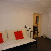 de Sonnaz I: Schlafzimmer 4 mit Einzelbett