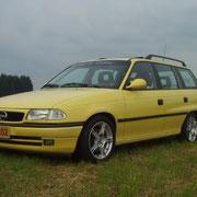 Christians Astra F Caravan bj 1996 1.6 16V