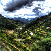 Banaue rice terraces in HIGH DYNAMIC RANGE ScooPhotography ©