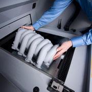 ZPrinter ProJet 860 Pro Musterdruck