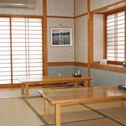 ◆和室座敷(6人座卓:2席)
