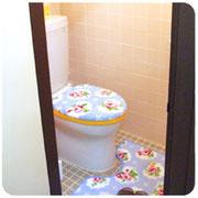 きれいなバスルームです。