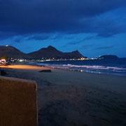 Porto Santo bei Nacht