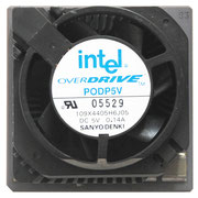 Intel Pentium OverDrive 83 MHz SU014 Front Picture