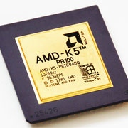 AMD K5 PR100 SSA/5 with heatspreader
