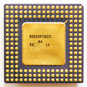 Intel 80486 OverDrive DX2 66 MHz