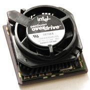 Intel Pentium OverDrive MMX 180 MHz