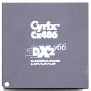 Cyrix Cx486 DX2-V66