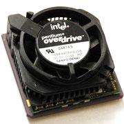 Intel Pentium MMX OverDrive 200 MHz