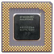 A80503166 SL27K Intel Pentium MMX 166 MHz
