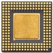 XC68LC040RC25B