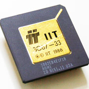 IIT 3C87-33 387 class math processor