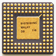 Intel A80386DX-33 IV Engineering Sample