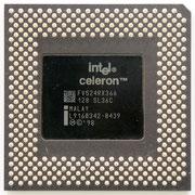 Intel Celeron 366 MHz Mendocino SL36C