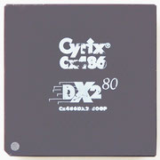 Cyrix Cx486 DX2-80