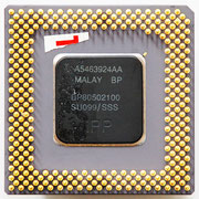 Intel Pentium 100 MHz BP80502-100 SU099