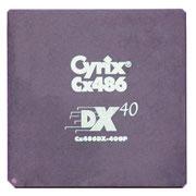 Cyrix Cx486 DX-40