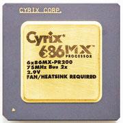 Cyrix 6x86MX-PR200