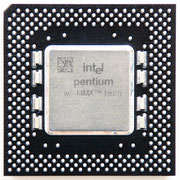 FV80503233 Intel Pentium MMX 233 MHz SL27S