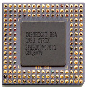 Cyrix Cx486 DX2-V66