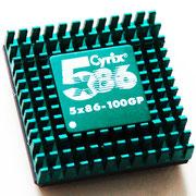 Cyrix 5x86-100 with heatspreader