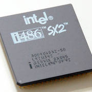 Intel A80486 SX2-50 SX845