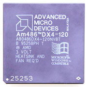 A80486DX4-120NV8T AMD Am486 DX4-120
