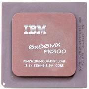 IBM 6x86MX PR300