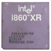 Intel i860 XR 40 MHz SX438