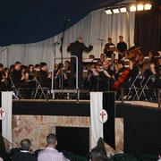 D. Abel Moreno y la Filarmónica Beethoven