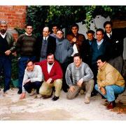 Miembros de antigua Junta Directiva.