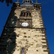 Unser Kirchturm 2011