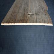Wandverkleidung Altholz, selbstklebend, Seitenansicht