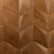 Wandverkleidung - Wand-Design Exklusiv, Rhombus Minus, Farbton natur