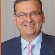 Schirmherr und Bürgermeister Jürgen Hoffmann