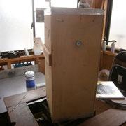 燻製器は買う必要はなく、段ボールでも、、、、自家製で