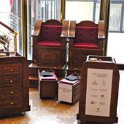 Royal Gentleman Chair