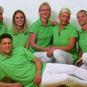 freundliches Praxis-Team