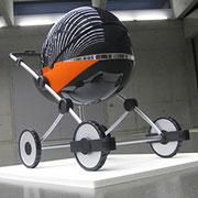 JETTE JOOP / Kinderwagenstudie  / Tätigkeit:  Messemodell  im Auftrag von KISKA DESIGN