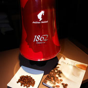 JULIUS MEINL / Kaffeebohnenbehälter / Tätigkeit:  Produktentwicklung realisiert in Anstellung bei KISKA DESIGN