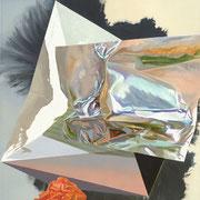 """dissassociative disposition"" 2019, oil on canvas, 160 x 120 cm I (c) Maja Rohwetter VG BildKunst"