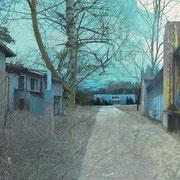 Falkenhagen, 100 x 192 cm, Ilfochrome auf Aludibond, 2006