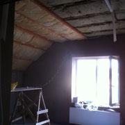 Энергоэффективная теплоизоляция крыши загородного дома