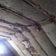 Бессовестная теплоизоляция крыши от строителей дома