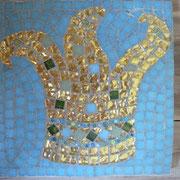goldene  Krone vom