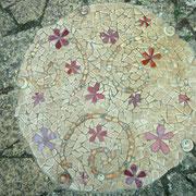 Bodenmosaik