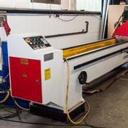 Langmesser-Schleifmaschine bis 3500 mm