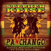 "Stephen Keise Feat. Pachango ""Easy Vibes"" Vö: 16.06.2017"