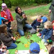 Jägerin, Forstwissenschaftlerin ,Ortschaftsrätin und Mutter : Frau Roser ist aus unserem Schulprogramm nicht mehr wegzudenken!